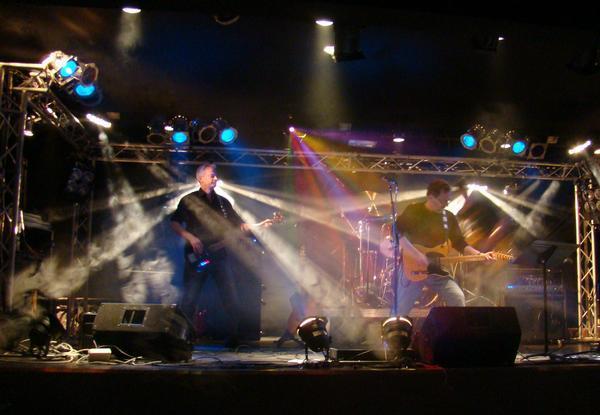 Concert live des DUNES